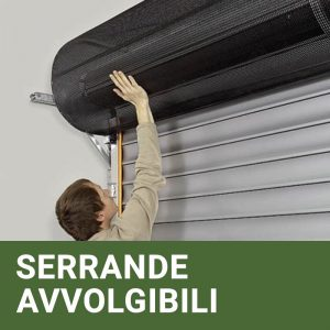 Sostituzione Serrande Appio Pignatelli - SERRANDE AVVOLGIBILI