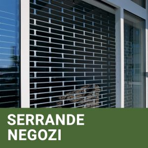 Pronto Intervento Serrande Don Bosco - SERRANDE NEGOZI